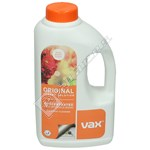Vax Original Carpet Washing Solution - 1 Litre