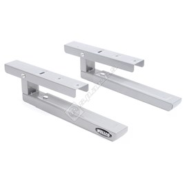 Zanussi Silver Microwave Oven Wall Brackets (1 Pair) for ZM23TG - ES1671590