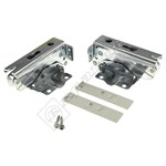 Fridge Integrated Door Hinge Kit
