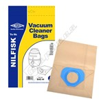 BAG44 Compatible Nilfisk Vacuum Dust Bags (Type G) - Pack of 5