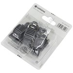"Gardena Micro-Drip System Plug 13mm (1/2"") - Pack of 5"