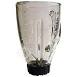 Glass Blender Jug