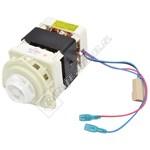 Dishwasher Recirculation Wash Pump Motor