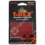 T-Rex Extreme Hold Mounting Tape Strips - Red