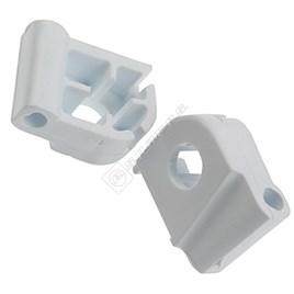 Hotpoint Washing Machine/Tumble Dryer Door Hinge Bearings - Pack of 2 - ES187184