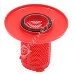 Vacuum Cleaner Primary Dirt Separator W/Gasket