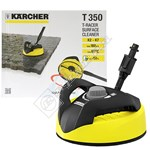 K2-K7 Pressure Washer T-350 Patio Cleaner