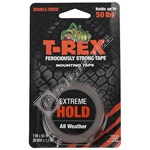 T-Rex 1.5m Extreme Hold Mounting Tape - Clear