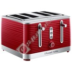 Russell Hobbs Inspire 24382 4 Slice Toaster