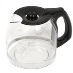 Compatible Morphy Richards Coffee Maker Glass Jug Assembly