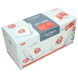 Miele FJM HyClean 3D Efficiency Dust Bag & Filter XXL Pack for S301I - ES1773649