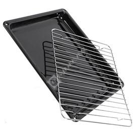 Oven Small Tray Set - Black - ES1736120