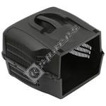 Lawnmower Complete Grass Box Assembly - Black