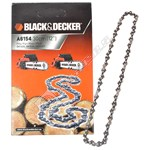 "Chrome 30cm (12"") Low-Kickback Chainsaw Chain"