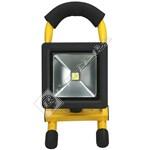 Eterna LEDRCF10 10W Rechargeable LED Floodlight