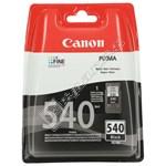 Printer Black Ink Cartridge - PG540