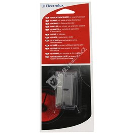 Electrolux Ceramic Hob Scraper Blades - Pack of 10 - ES655003