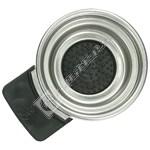 Coffee Maker 2 Cup Podholder - Black