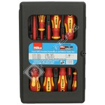 Hilka Tools VDE 8 Piece Screwdriver Set