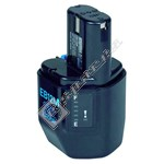 EB12M 12V Clip-on NiCD Power Tool Battery