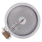 Medium Ceramic Hob Hotplate Element - 1800W
