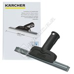 Karcher Steam Cleaner Window Steam Tool