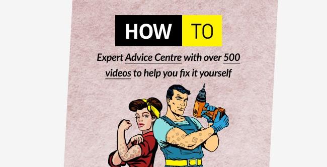 Expert Advice Centre