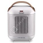 DeLonghi Capsule HFX30C18IW Fan Heater