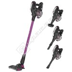 Hoover H-Free 200 HF222MPT Cordless Pets Vacuum Cleaner - Black/Magenta