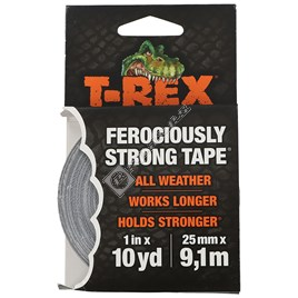 T-Rex 9.14m Ferociously Strong Duct Tape - Graph Grey - ES1828303