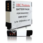 Compatible Panasonic DMW-BCM13E Li-Ion Battery