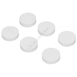 Coffee Machine and Kettle Descaler - Pack of 6 - ES1073983