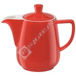 Melitta Porcelain Pour Over Coffee Jug - Red