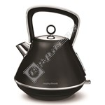 Morphy Richards Evoke 100105 Black Pyramid Kettle