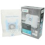 Type G All Vacuum Cleaner PowerProtect Dust Bags