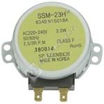 Bosch Microwave Motor