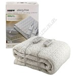 Allergyfree Super King Size Dual Control Heated Mattress Cover