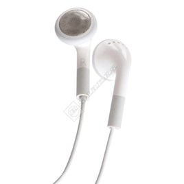 White In-Ear Headphones for iPod, iPad and iPhone - ES1569780