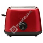 Prestige 46269 Heritage 2 Slice Toaster - Red