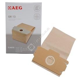 AEG GR13 /  Grobe 13 Vacuum Cleaner Paper Bags - Pack of 5 - ES100540