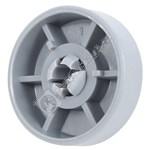 Dishwasher Lower Basket Wheel - Grey