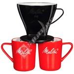 Melitta 1x4 Coffee Dripper Set