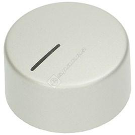 Silver Gas Hob Control Knob - ES610723