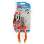 VDE 150mm Wire Stripper insulated plier