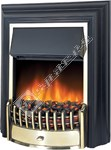 Dimplex CHT20 Cheriton Freestanding Flame Effect Electric Fire