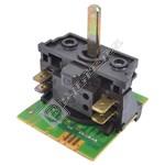 Rotary Selector Potentiometer 8+0