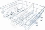 Dishwasher Upper Basket Including Wheels