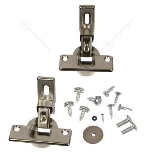 product image 1 ...  sc 1 st  eSpares & Washing Machine Integrated Decor Door Fitting Kit | eSpares