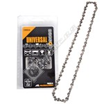 "Universal Powered by McCulloch CHO026 40cm (16"") 55 Drive Link Chainsaw Chain"