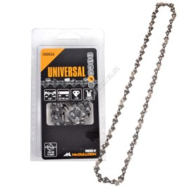 """McCulloch CHO026 40cm (16"""") 55 Drive Link Chainsaw Chain for PM 320 - ES942658"""